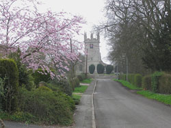 St Andrews in the spring